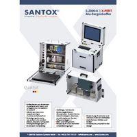 SANTOX Produkt-Portfolio S-2000-K