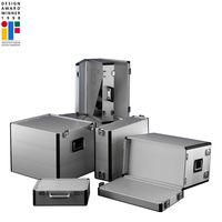 Gerätekoffer, Geräteeinbaukoffer