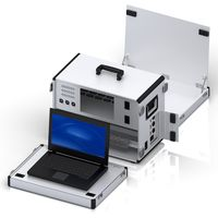 Laptopkoffer, Gerätekoffer, Geräteeinbaukoffer
