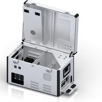 Kofferbox, Gerätekoffer, Geräteeinbaukoffer