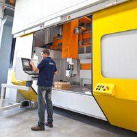 CAM/CNC-Fertigung